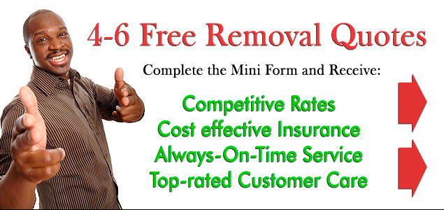 Get a free furniture removal Quote.  Get a quote for your upcoming move.  Whether it is a residential or office move we will provide a removal quote in record time.